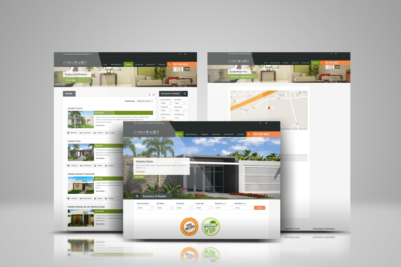 Casabella Web Design Puerto Rico Graphic Design